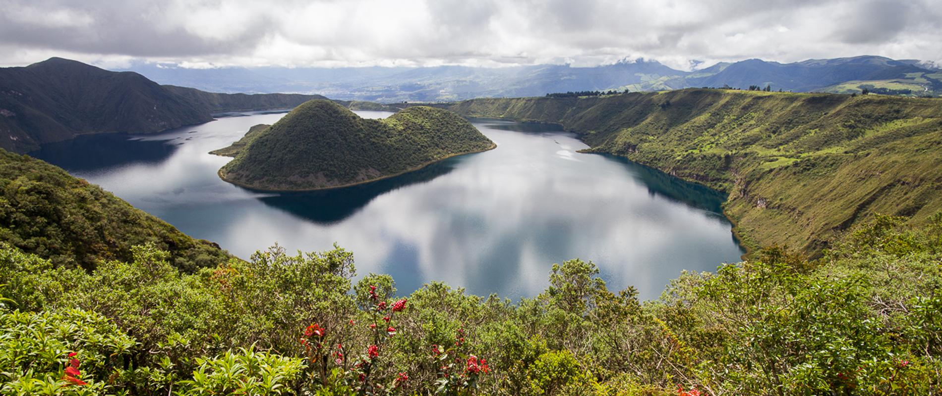 Équateur | Lagune Cuicocha