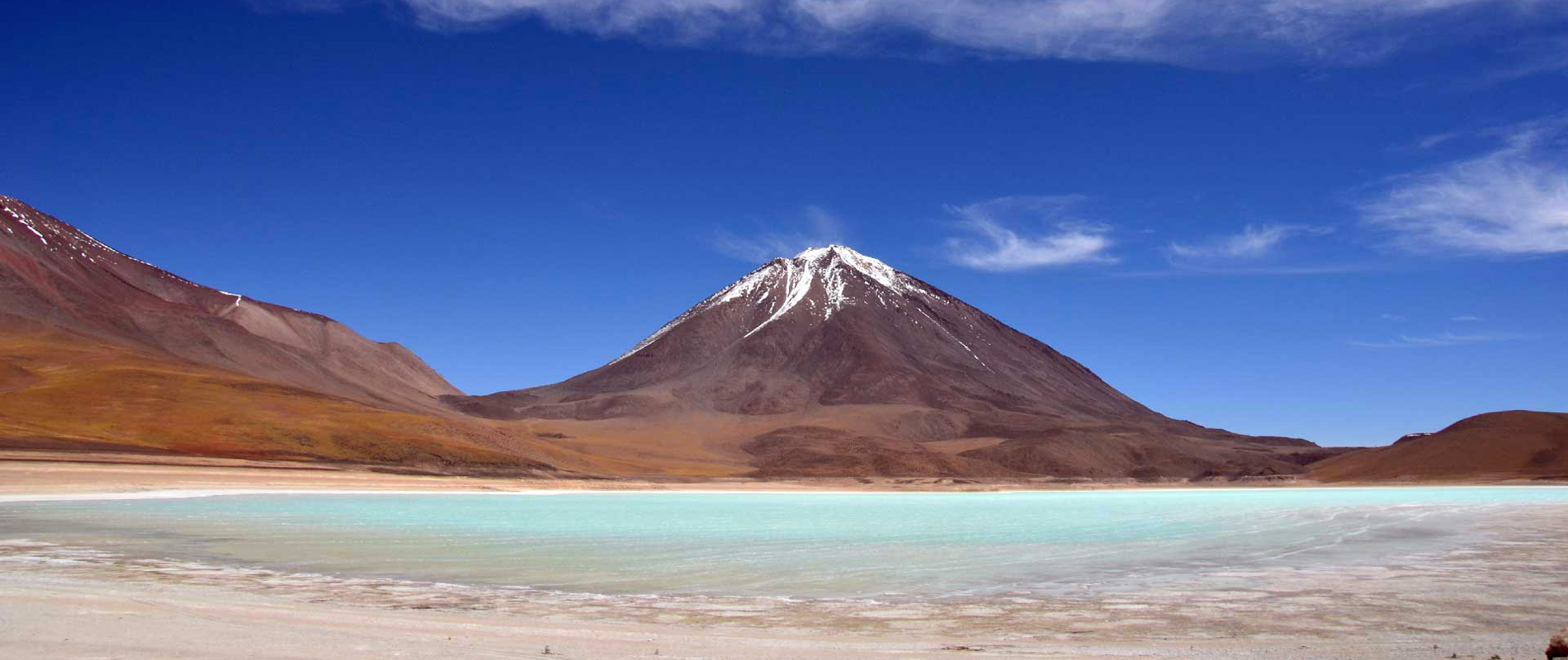 Bolivie |Laguna Verde