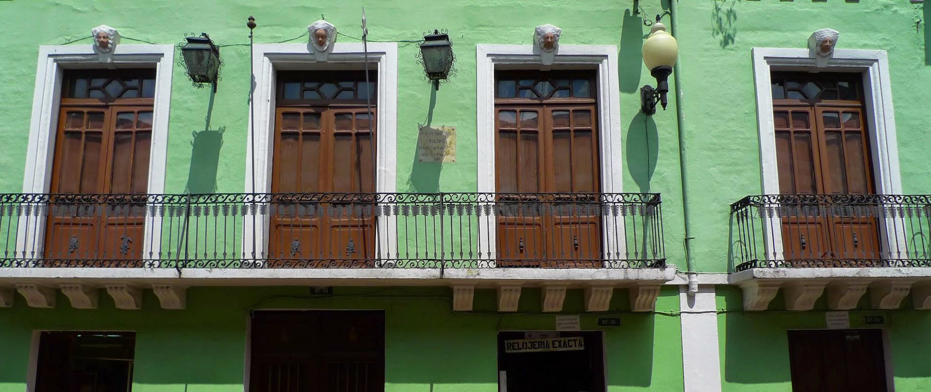 Équateur | Maisons coloniales de Quito