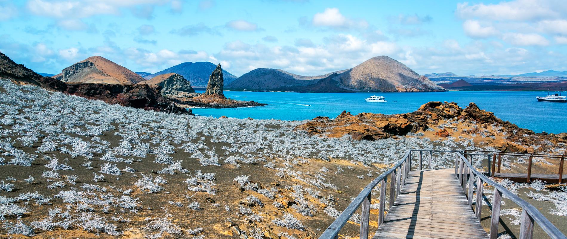Galapagos | Île de Bartolome
