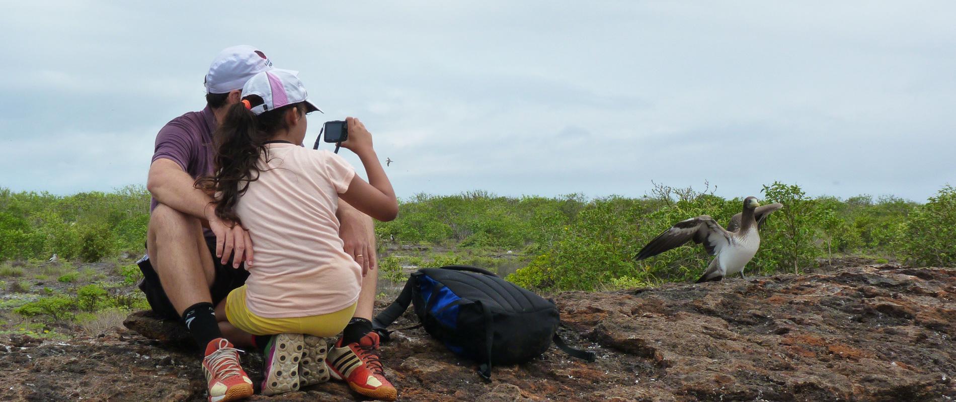 Galapagos | Sentier Barranco