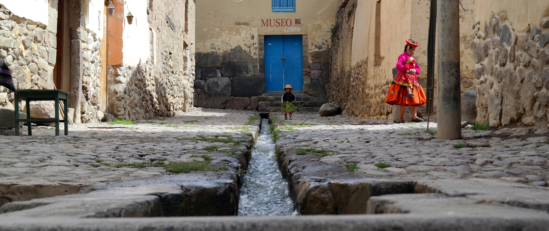Pérou | Village d'Ollantaytambo