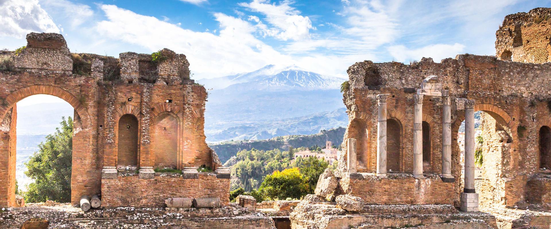 Italie | Taormine