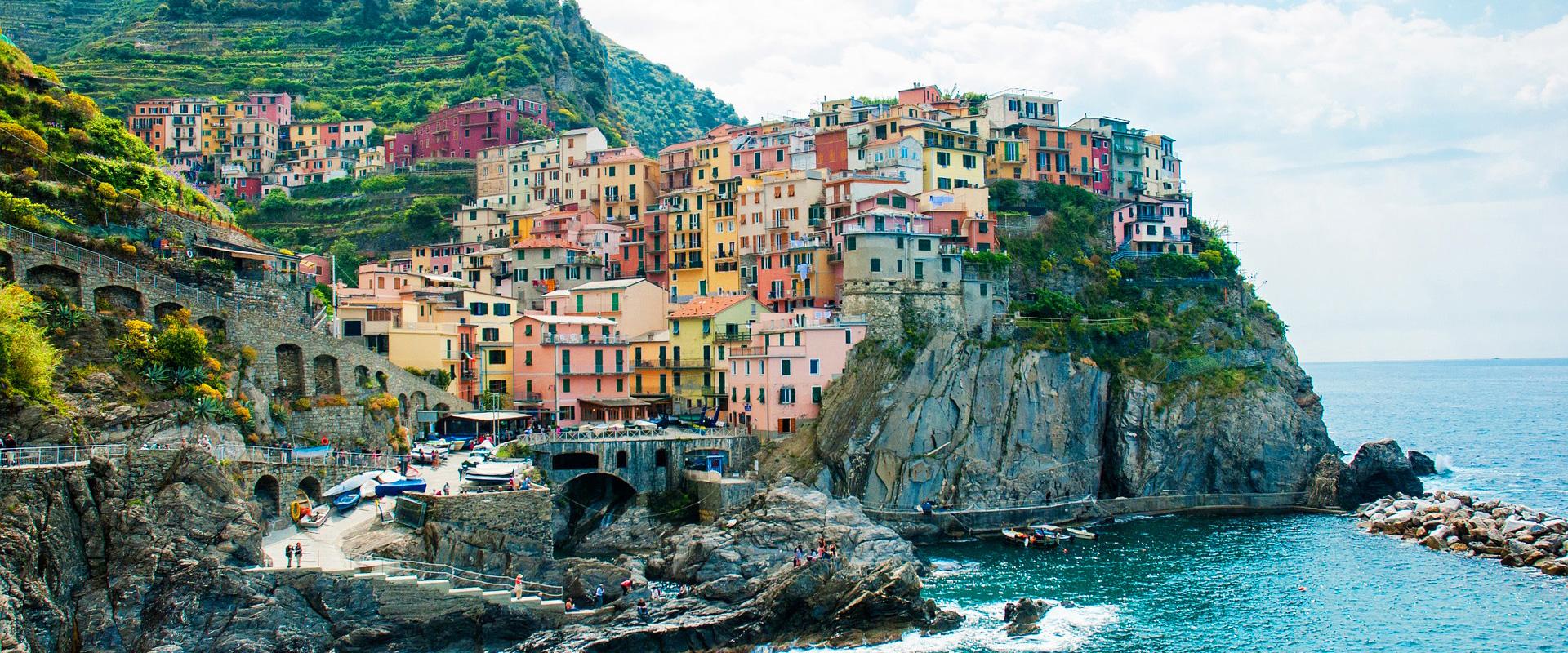 Italie | Les cinq terres