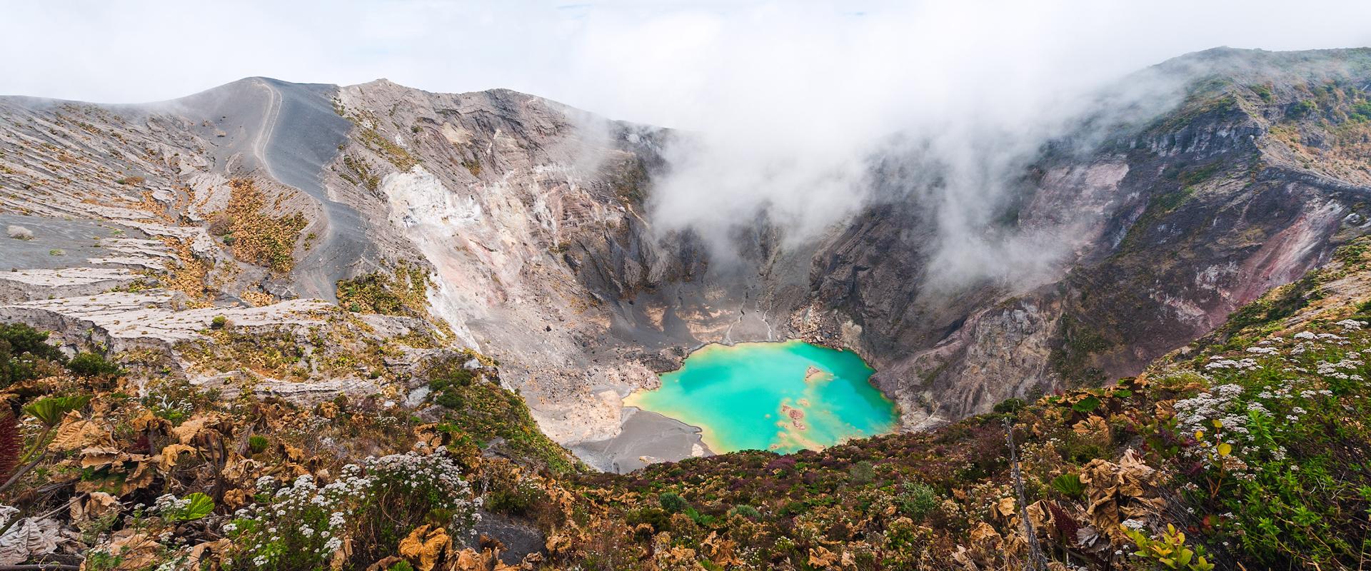 Costa Rica | Volcan Irazu