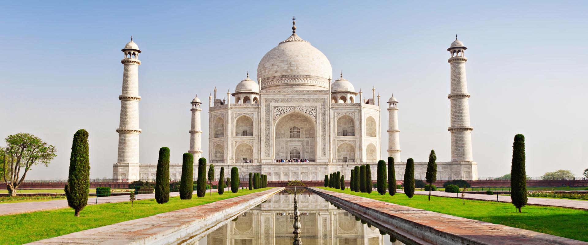 Inde | Taj Mahal