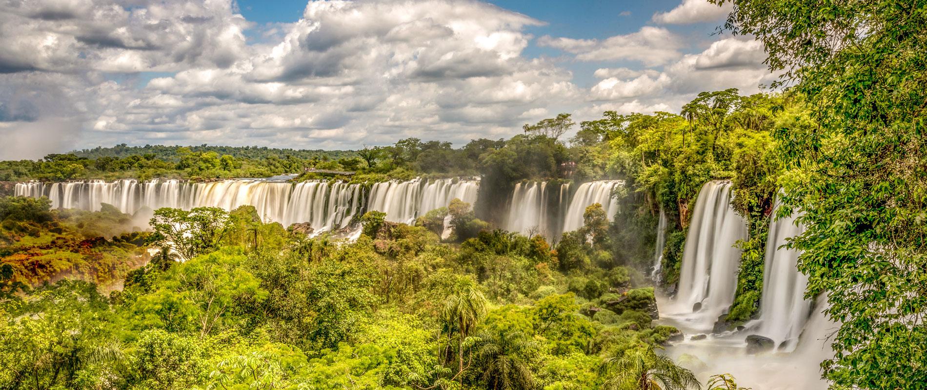 Argentine & Brésil - Chutes d'Iguazu