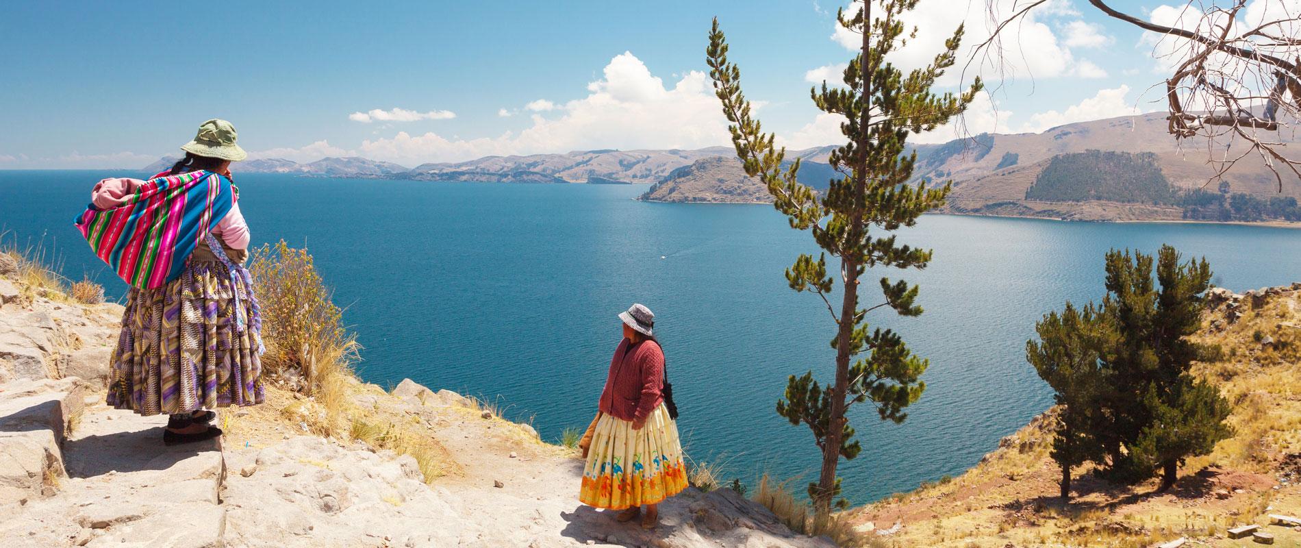 Pérou & Bolivie | Lac Titicaca